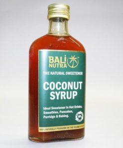 Bali Nutra Organic Coconut Syrup 250g