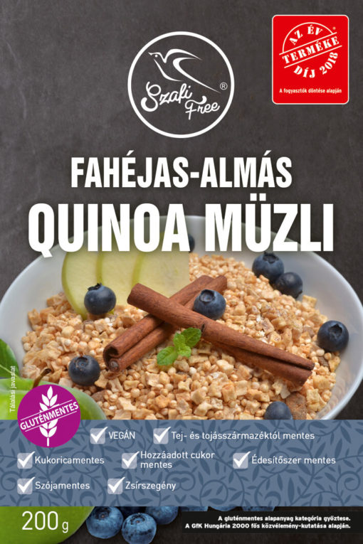 Fahejas almas quinoa muzli_200g_