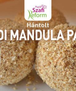 Almond Crumbs Alternative to Breadcrumbs - Vegan, Paleo, Gluten Free Breadcrumbs