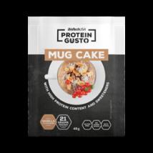 biotech vanilla mug cake