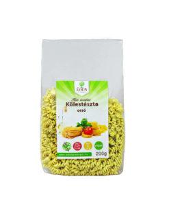 millet dry pasta in a bag