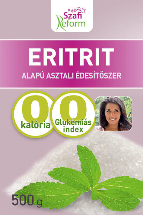 Erythritol Calorie Free Sweetener - Low Carb Sugar Replacement