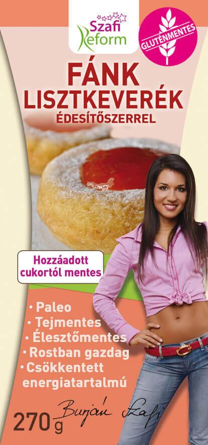 Gluten Free Doughnut Mix - Low Carb Doughnut Flour