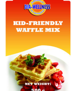 Low carb waffle mix