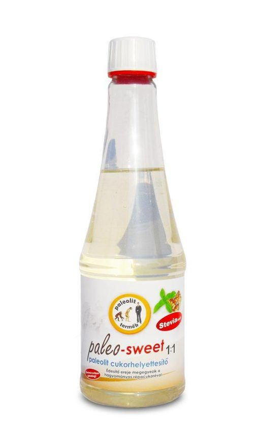 Liquid Sweetener with Stevia and Inulin - Liquid Stevia Drops