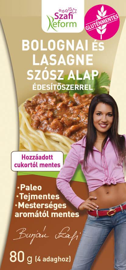 Paleo Pasta Sauce - Gluten Free Lasagne Bolognese Sauce