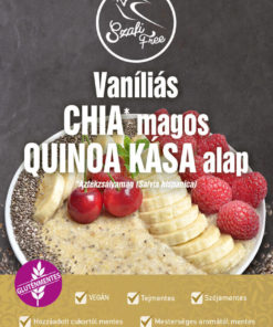 Quinoa Porridge With Vanilla Flavour - Quinoa Breakfast Oatmeal