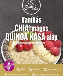 Quinoa Porridge With Vanilla Flavour - Quinoa Breakfast Oatmeal