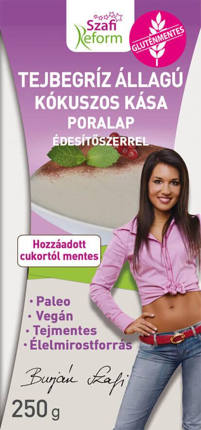 Vegan Paleo Gluten Free Coconut Porridge - Dairy Free Coconut Oatmeal