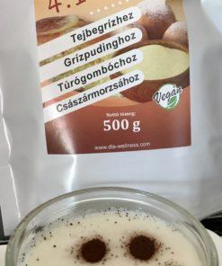 rice semolina pudding base