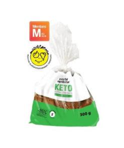 Classic keto loaf