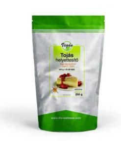 Vegan egg substitute in a bag