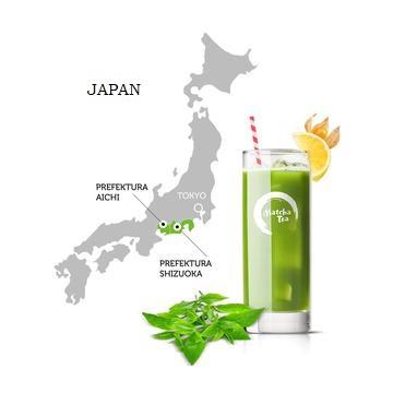matcha japan